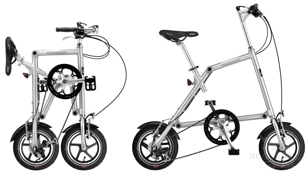 Bici Pieghevole Nanoo Prezzo.Nanoo Bici Pieghevole Fb 12