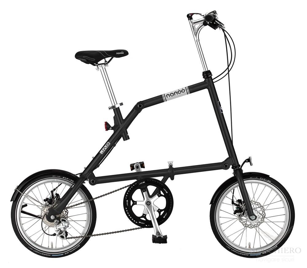 Bici Pieghevole Nanoo Prezzo.Nanoo Bici Pieghevole Fb 16